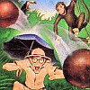 Coconuts (A2600) game cover art