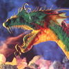 Dragonfire (Atari 2600) artwork