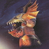 Dragonstomper (A2600) game cover art
