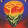 Escape From The Mindmaster (A2600) game cover art