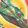 Galaxian (A2600) game cover art