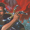 Krull (A2600) game cover art