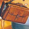 Lost Luggage (A2600) game cover art