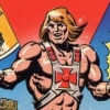 Masters of the Universe: Power of He-Man (A2600) game cover art