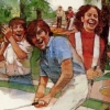 Miniature Golf (A2600) game cover art