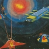 Mission 3000 A.D. (A2600) game cover art