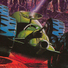 Moon Patrol (A2600) game cover art
