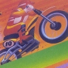 Motocross Racer (A2600) game cover art