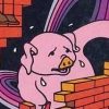 Oink! (A2600) game cover art