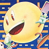 Pac-Man (A2600) game cover art