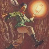 Pitfall II: Lost Caverns (A2600) game cover art