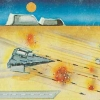 Planet Patrol (A2600) game cover art
