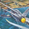 River Raid II (A2600) game cover art