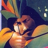 Robin Hood/Sir Lancelot (A2600) game cover art
