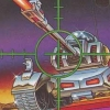 Robot Tank (A2600) game cover art