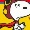 Snoopy & The Red Baron artwork