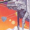 Star Wars: The Empire Strikes Back (A2600) game cover art