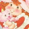 Strawberry Shortcake: Musical Match-ups (A2600) game cover art