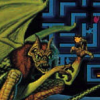 Wizard of Wor (A2600) game cover art