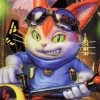 Blinx: The Time Sweeper artwork