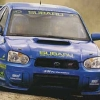 Colin McRae Rally 2005 (XBX) game cover art