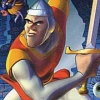 Dragon's Lair 3D: Return to the Lair artwork