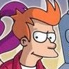 Futurama (XBX) game cover art