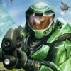 Halo: Combat Evolved (XBX) game cover art