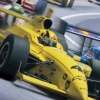 IndyCar Series (XBX) game cover art