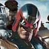 Judge Dredd: Dredd vs Death artwork