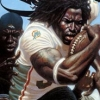 NFL Street artwork