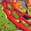 RollerCoaster Tycoon (XBX) game cover art