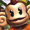 Super Monkey Ball Deluxe (XBX) game cover art