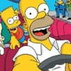 The Simpsons: Road Rage artwork