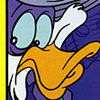 Disney's Darkwing Duck (TG16) game cover art