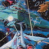 Gradius artwork