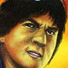 Jackie Chan's Action Kung-Fu (TG16) game cover art