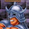 Legendary Axe II (TurboGrafx-16) artwork