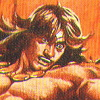 Rastan Saga II (TG16) game cover art