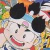 Super Momotarou Dentetsu II (TG16) game cover art