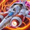 Terra Cresta II: Mandler no Gyakushuu (TG16) game cover art