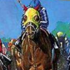 World Jockey (TG16) game cover art