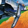 Xevious: Fadorauto Densetsu (TG16) game cover art