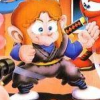 Alex Kidd in Shinobi World artwork