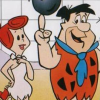 The Flintstones (SMS) game cover art