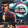 Golgo 13 (SMS) game cover art