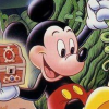 Land of Illusion starring Mickey Mouse artwork