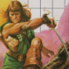Lord of the Sword (Sega Master System) artwork
