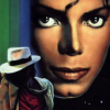 Michael Jackson's Moonwalker artwork