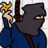 The Ninja (Sega Master System) artwork